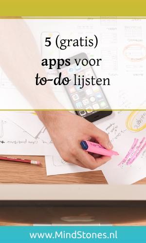 5 x (gratis) to do app