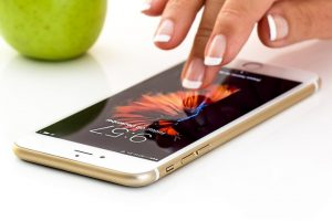 Smartphone notities