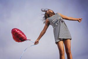 Gelukkig blij liefde
