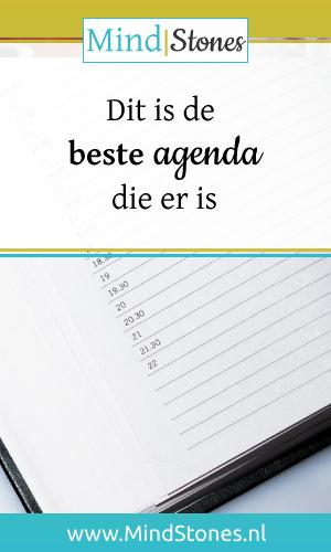 De beste agenda die er is!