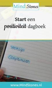 positiviteit dagboek