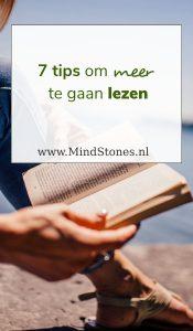 7 tips om meer te gaan lezen