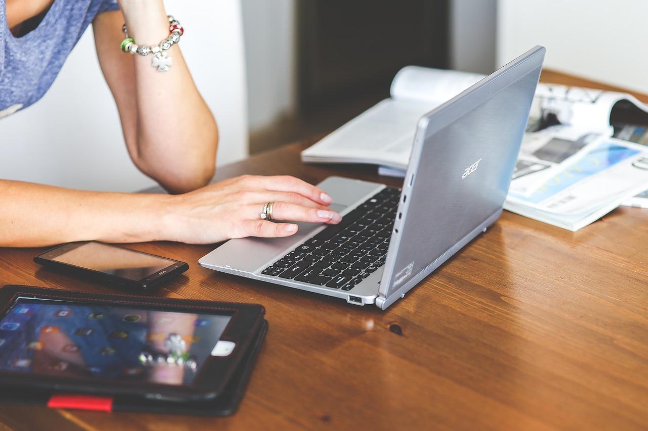 Digitaal minimalisme | Laptop regels