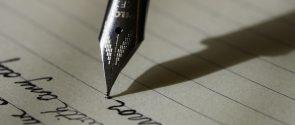 Schrijf eens een liefdesbrief aan jezelf