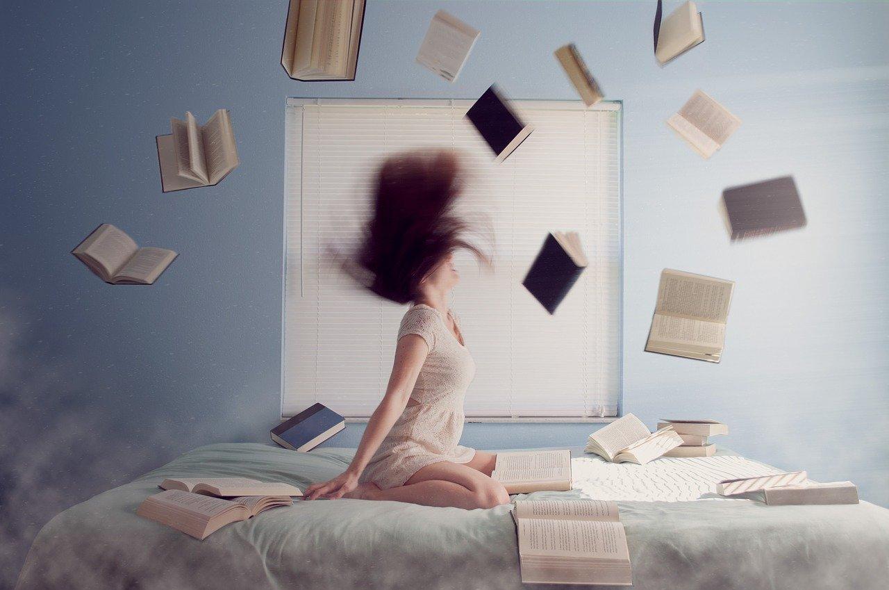 Ik lees graag én veel.